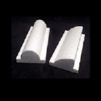shoe strap and heel formers