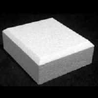 square chamfered edge cake dummies