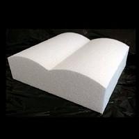 open book cake dummy